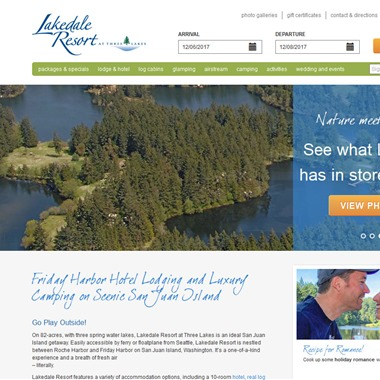 Lakedale Resort At Three Lakes wedding vendor preview