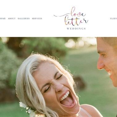 Love Letter Weddings wedding vendor preview