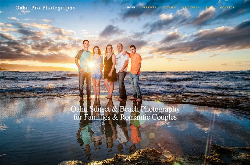 Oahu Pro Photography wedding vendor photo