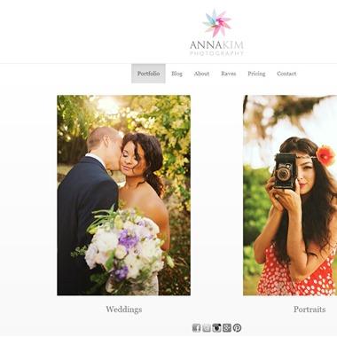 Anna Kim Photography wedding vendor preview