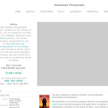 Hawaiianpix Photography wedding vendor preview