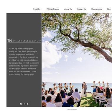 TN Photography wedding vendor preview