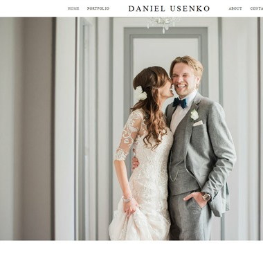 Daniel Usenko Photography wedding vendor preview