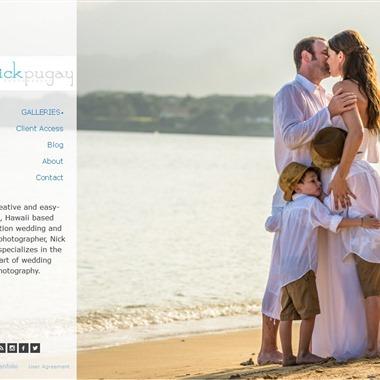 Nick Pugay Photography wedding vendor preview
