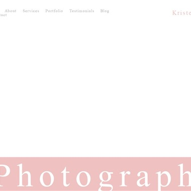Kristen Hook Photography wedding vendor preview