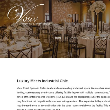 Vouv Dallas wedding vendor preview