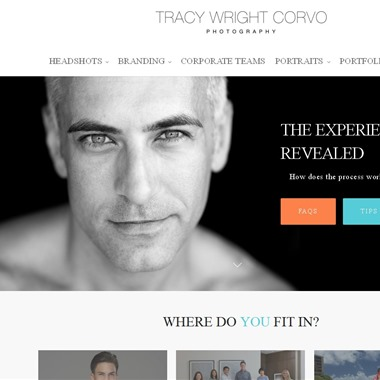 Tracy Wright Corvo wedding vendor preview