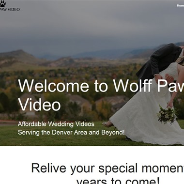 Wolff Paw Video wedding vendor preview