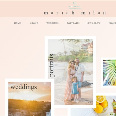 Mariah Milan wedding vendor preview