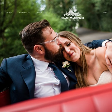 Shane Macomber Photography wedding vendor preview