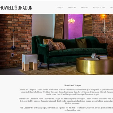 Howell and Dragon wedding vendor preview