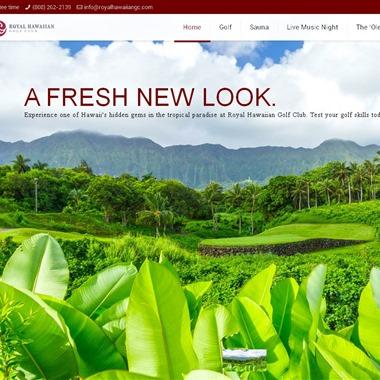 Royal Hawaiian Golf Club wedding vendor preview