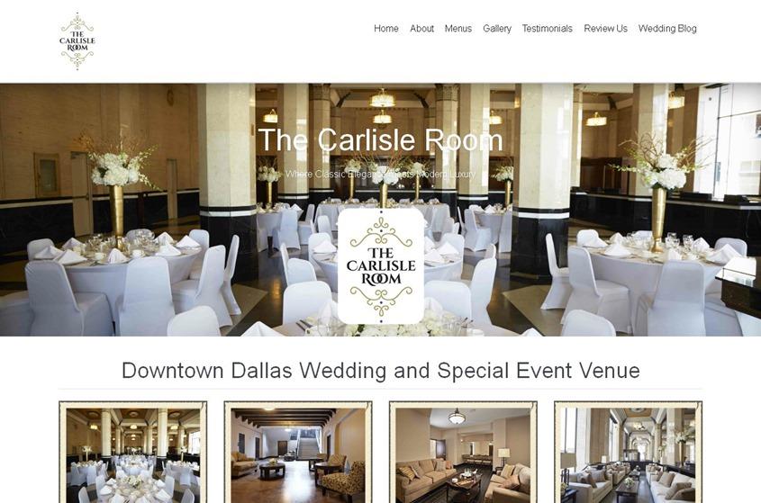 The Carlisle Room wedding vendor photo