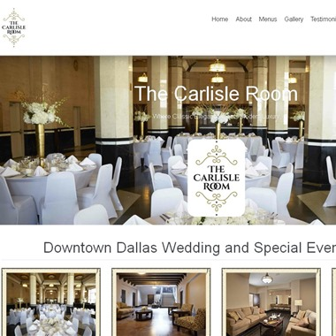 The Carlisle Room wedding vendor preview