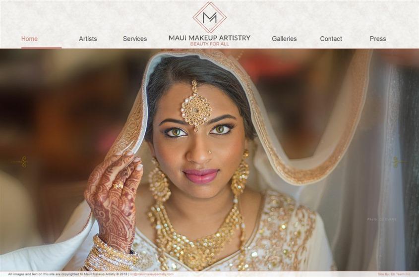 Maui Make up Artistry wedding vendor photo