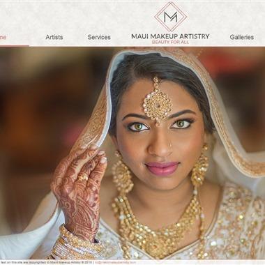 Maui Make up Artistry wedding vendor preview