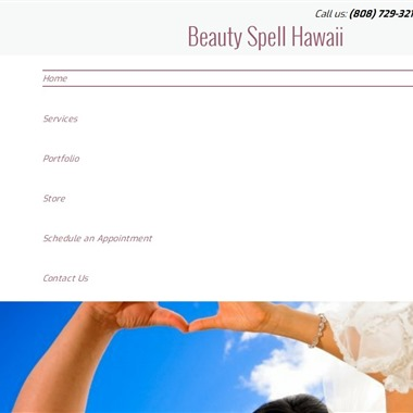 Beauty Spell Hawaii wedding vendor preview