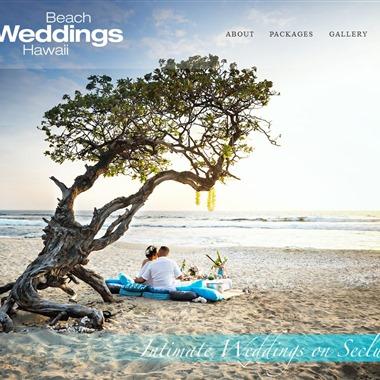Beach Weddings Hawaii wedding vendor preview
