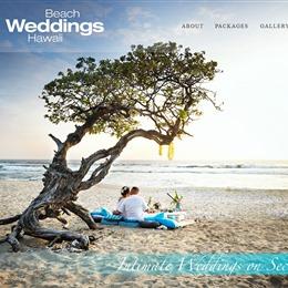 Beach Weddings Hawaii photo