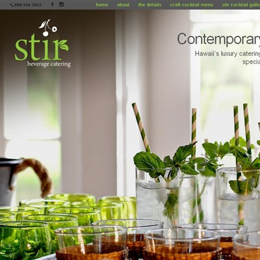 Stir Beverage Catering wedding vendor preview