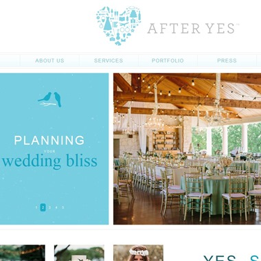 After Yes wedding vendor preview