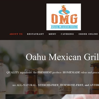 Oahu Mexican Grill wedding vendor preview