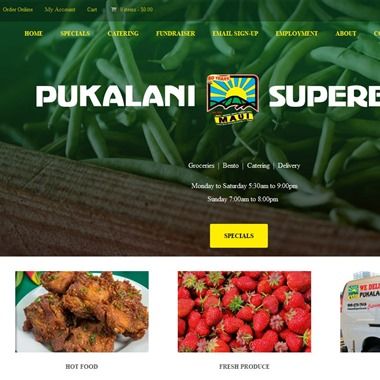 Pukalani Superette wedding vendor preview