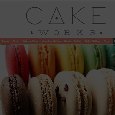 Cake Works wedding vendor preview