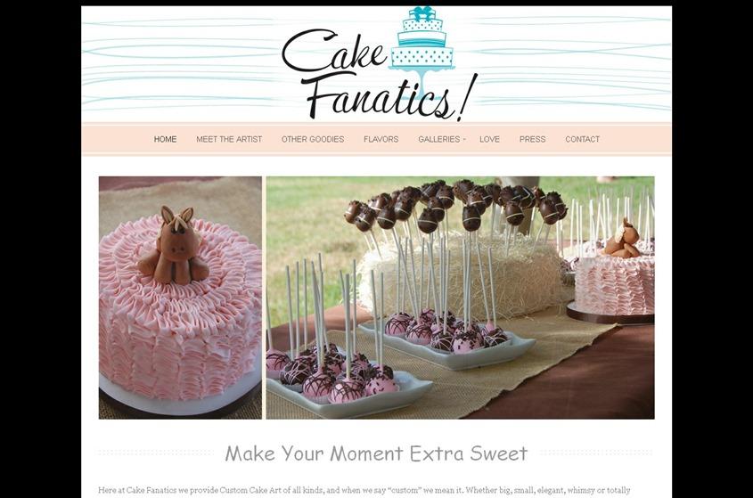 Cake Fanatics wedding vendor photo