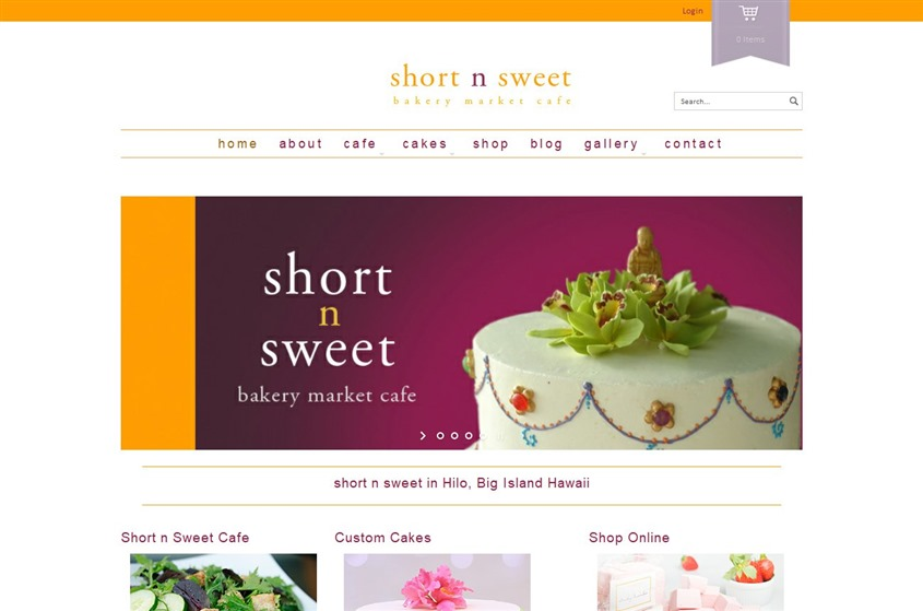 Short N Sweet wedding vendor photo