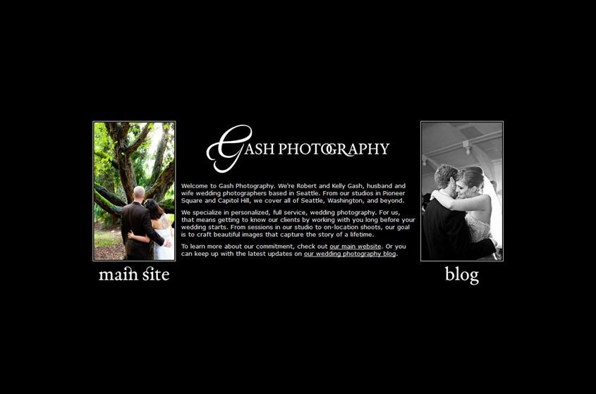 Gash Photography wedding vendor photo
