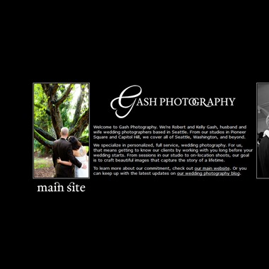 Gash Photography wedding vendor preview
