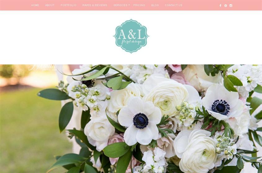 A & L Floral Design wedding vendor photo