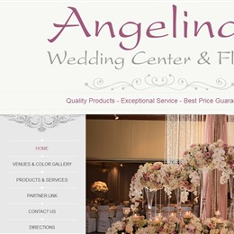 Angelina's Wedding Center & Florist photo