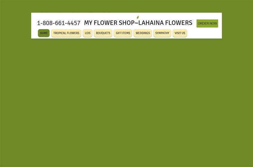 My Flower Shop wedding vendor photo