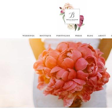 Bella Bloom wedding vendor preview