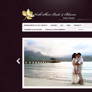 North Shore Buds & Blooms wedding vendor preview