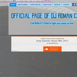 DJ Roman Candles photo