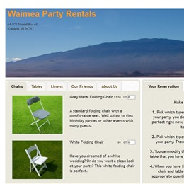 Waimea Party Rentals photo