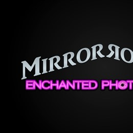 Mirror Mirror Enchanted Photobooth photo