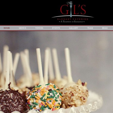 Gil's Elegant Catering wedding vendor preview