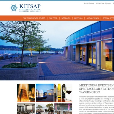 Kitsap Conference Center wedding vendor preview
