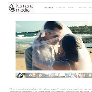 Kamana Media wedding vendor preview