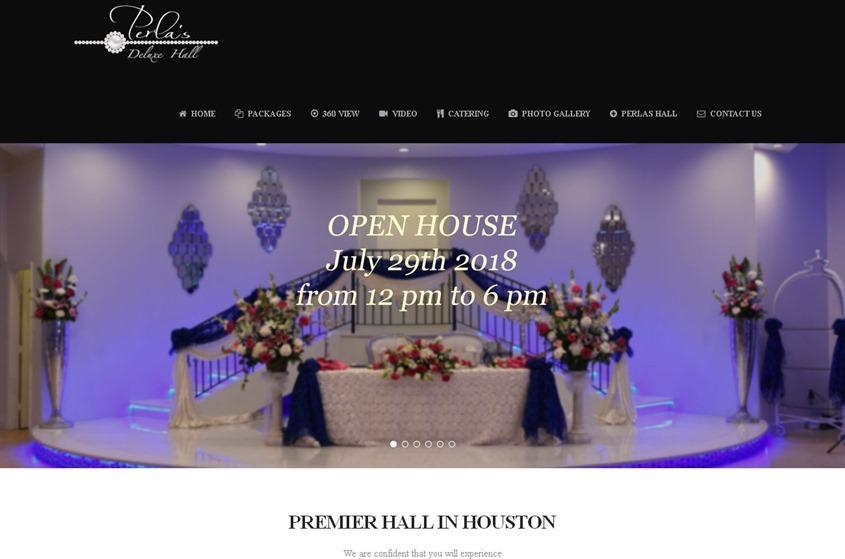 Perlas DELUXE Hall wedding vendor photo