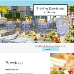 Sterling Events and Catering photo