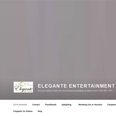 Elegant Entertainment wedding vendor preview