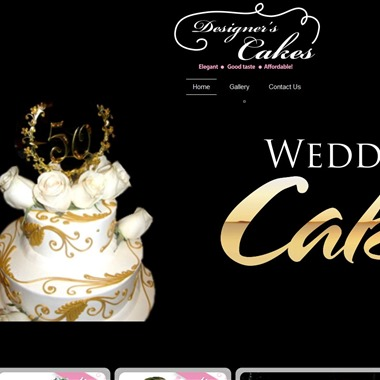 Designer's Cakes wedding vendor preview