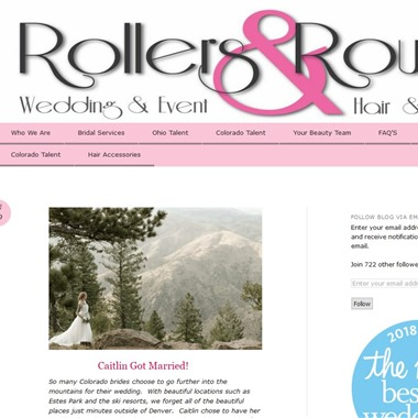 Rollers & Rouge wedding vendor preview