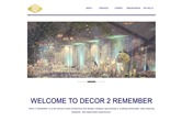 Decor 2 Remember thumbnail