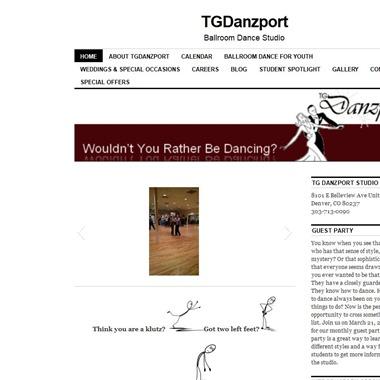 TG Danzport Studio wedding vendor preview